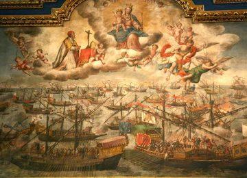 La Batalla de Lepanto en una hermandad de Sevilla