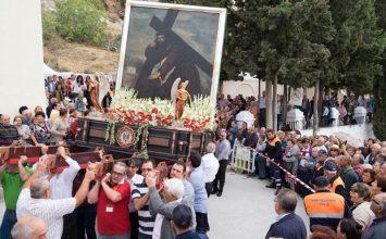 MOCLÍN. Cristo del Paño, fiesta de Interés Turístico de Andalucía