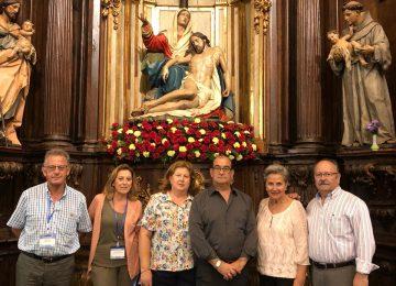 Granada en el XXXI Encuentro Nacional de Hermandades
