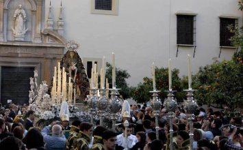 Actos en honor a la Soledad de San Jerónimo