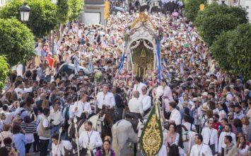 Huelva organiza una 'magna' rociera