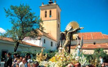 LANTEIRA. Procesión del Cristo de las Penas