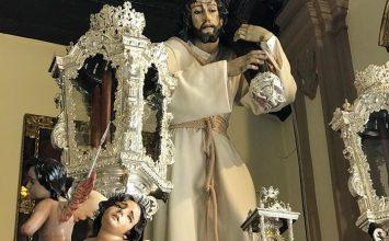 La Concha celebra Función al Santo Lignum Crucis