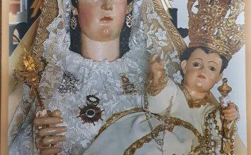 LANJARÓN. Cultos a la Virgen del Rosario