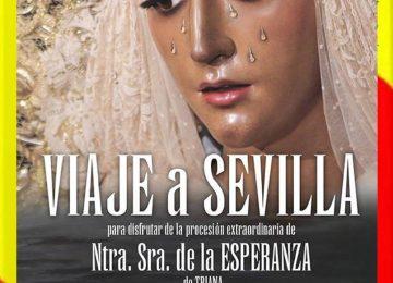 ALMUÑÉCAR. Viaje a Sevilla del Nazareno