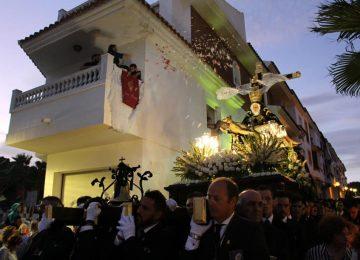 MOTRIL. La Virgen de las Angustias en procesión