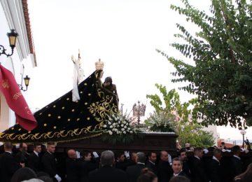 MOTRIL. Fajín de General para la Virgen de las Angustias
