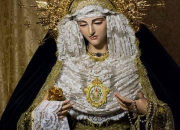 MARÍA VISTE DE LUTO. Victoria de Motril