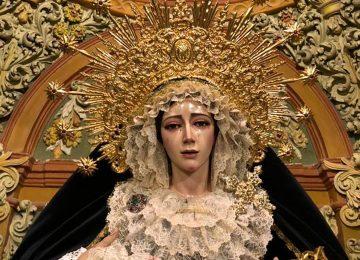 MARÍA VISTE DE LUTO. Misericordia de Motril