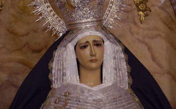 MARÍA VISTE DE LUTO. Esperanza de Motril