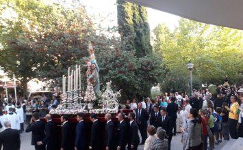 Hoy, procesión de Consolación hasta los Hospitalicos
