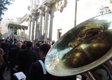 Así sonará la procesión de la Coronación