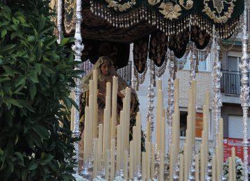La Esperanza ya está en la Catedral