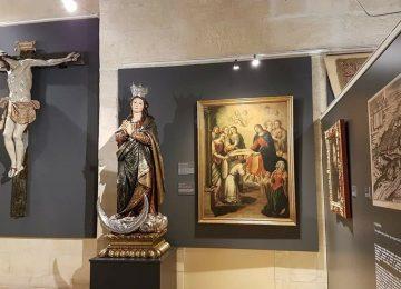 La Virgen de los Favores en Alcalá la Real