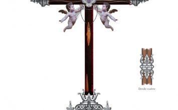 GUADIX. Nueva cruz guía para Pasión