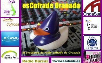 Hoy 'esCofrade' llega de nuevo a la radio