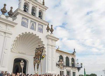 Peregrinación al Rocío de María Auxiliadora