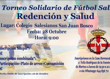 Torneo Solidario de Fútbol Sala