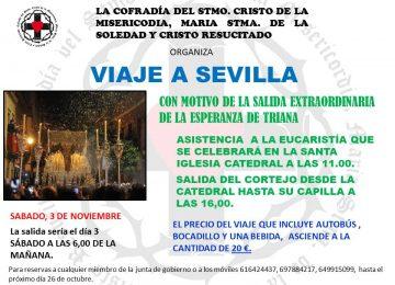 BAZA. Viaje a Sevilla de la Soledad