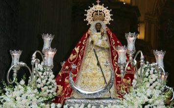 Peregrinación a la Virgen del Martirio