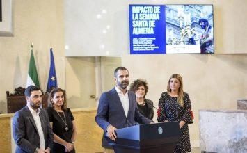 Estudio sobre el impacto económico de la Semana Santa en Almería
