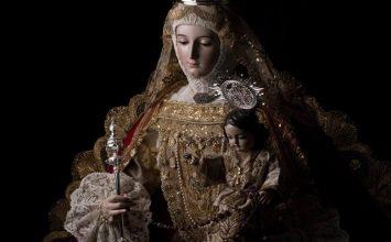 GUADIX. Bendecida la Virgen del Rosario