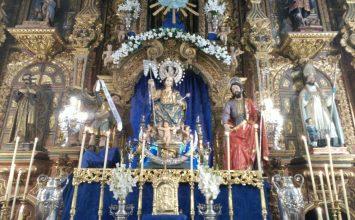 La procesión de la Vigilia de la Inmaculada saldrá de las Angustias