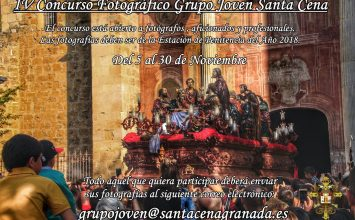 Concurso fotográfico de la Santa Cena
