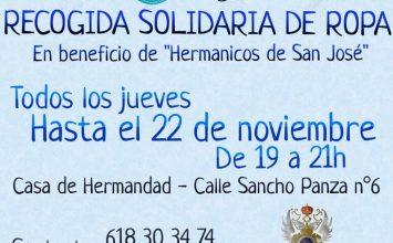 Campaña solidaria de La Alhambra