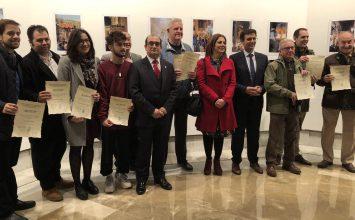 Ganadores del concurso fotográfico de Federación