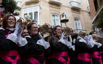 Premios Asociación Mujeres Cofrades de Cartagena