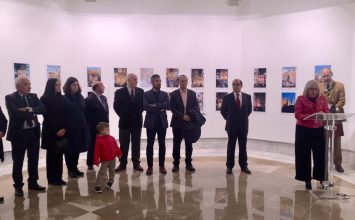 Comienza la exposición fotográfica de Federación