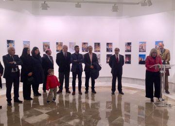 Numerosas visitas a la exposición del cartel