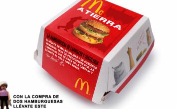 La hamburguesa fue una inocentada