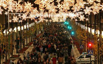 La Navidad, otro atractivo turístico de Granada