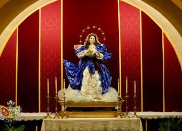 INMACULADA. Así viste María en la capital