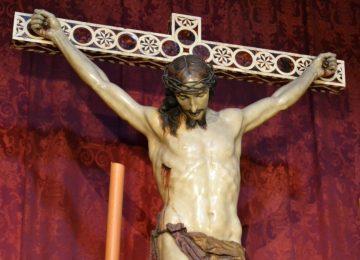 Nuevos datos sobre el Cristo de la Misericordia