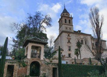 400 años del templo alhambreño