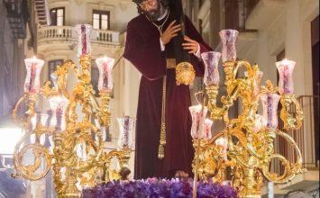 ESTRENOS 2019. Candelabros para Jesús de Pasión