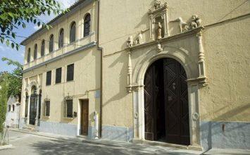 GUADIX. Bendición de la Virgen del Rosario