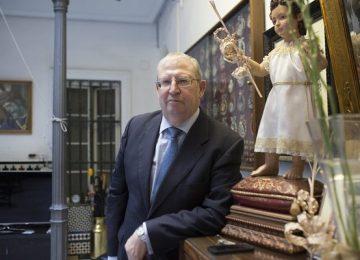 Francisco Vélez, nuevo presidente de las cofradías sevillanas