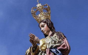 ALHENDÍN. Cultos a la Inmaculada