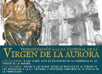 La Virgen de la Aurora de Otura, protagonista de la Inmaculada