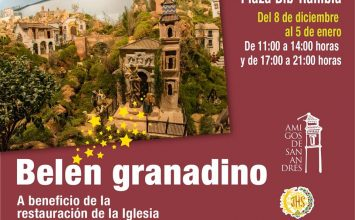 Hoy se inaugura el belén de La Borriquilla