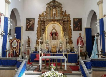 Granada vive la Inmaculada