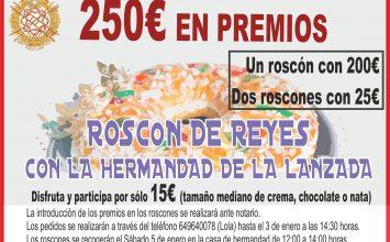 Roscón con premio en La Lanzada