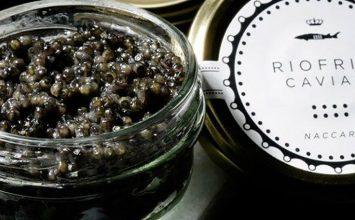 Gran éxito del caviar de Riofrío