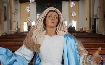 La Inmaculada en la provincia