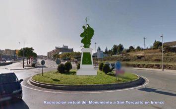 GUADIX. Monumento a San Torcuato