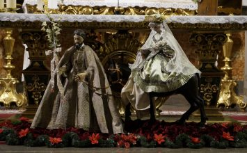 Jornaditas de Belén, en San Agustín